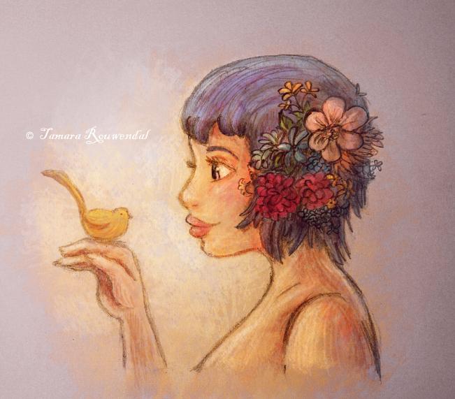 Song of the birds by tamaraR