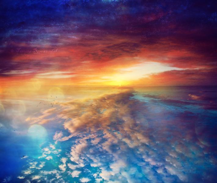 Cloud road by tamaraR