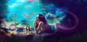 Mermaid Conversation by tamaraR