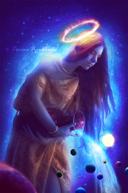 The Birth of a Galaxy