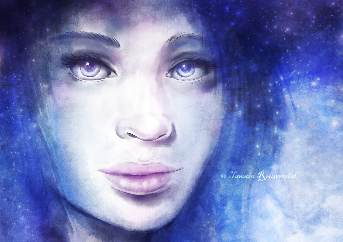 The Stars in your Eyes by tamaraR