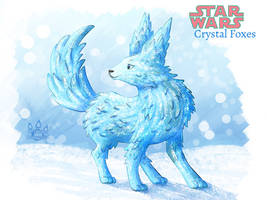 Star Wars : Crystal Fox - Vulptex