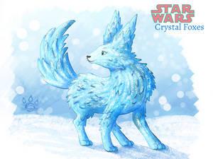 Star Wars : Crystal Fox - Vulptex