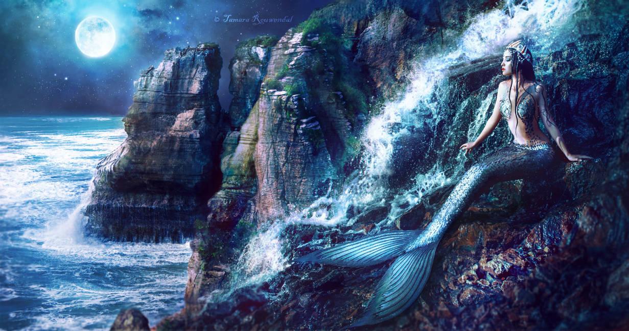 Mermaid Cliffs by tamaraR