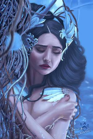 Earthly Angel by tamaraR