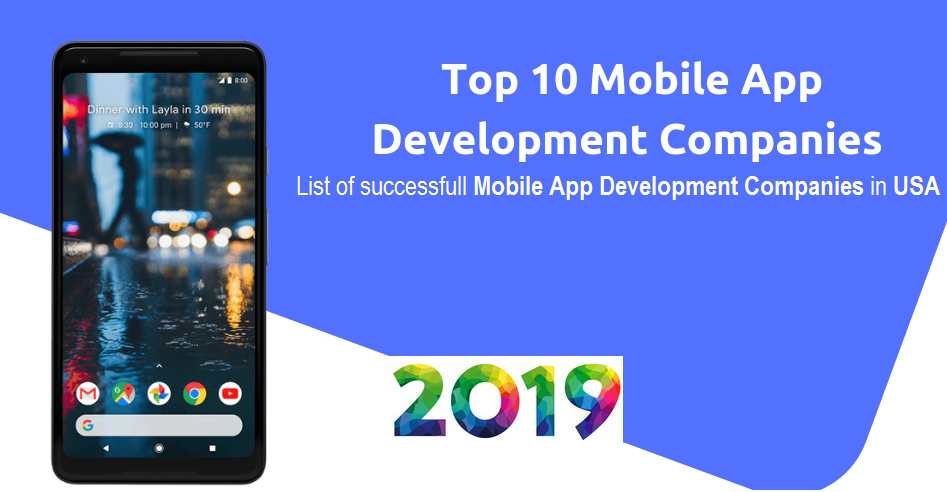 top-10-mobile-app-development-companies-USA-2019 by