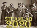 Steamlab 2020 crew