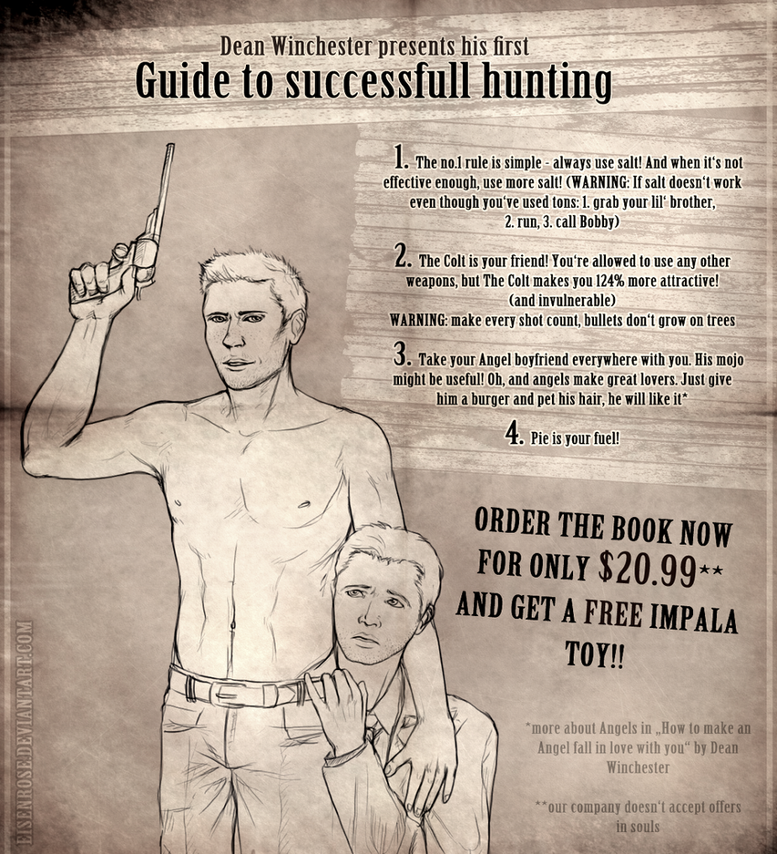 Dean Winchester's Guide To Successful Hunting by Eisenrose