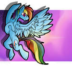 Rainbow Dash (Collab with Skaddy)