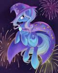 Fireworks Trixie