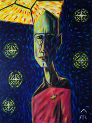 The Picard by popcubism