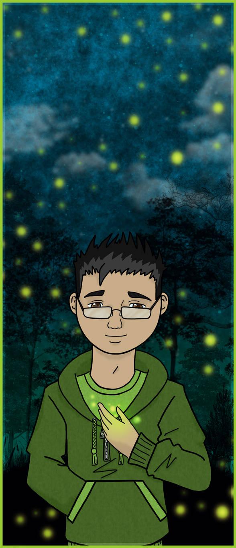 Fireflies by Jade-Sage08