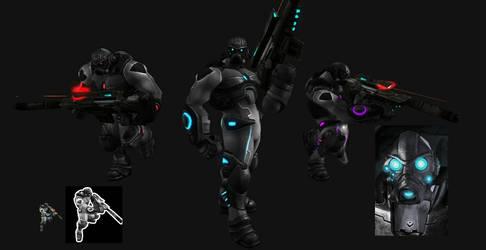 Starcraft 2 - Shadowguard