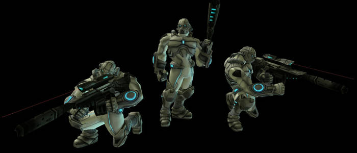 Starcraft 2 - Shadowguard V GhostNova91 Remastered