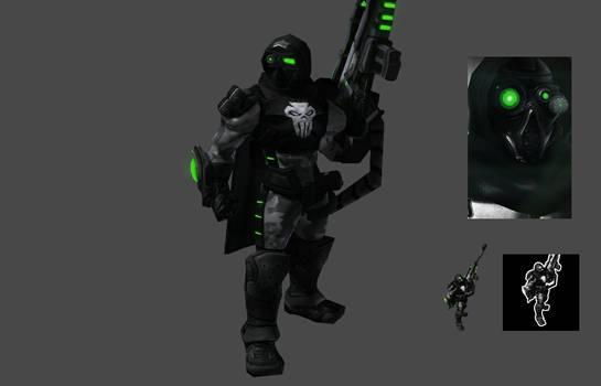 Starcraft 2 - The Shroud Ghost