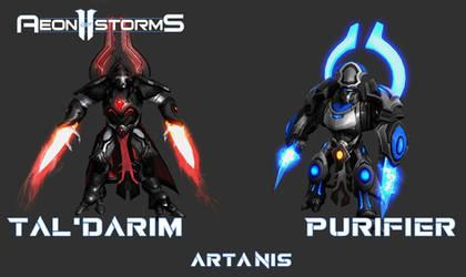 AoS - Artanis Skins