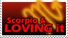 scorpio stamp by diesels-luu