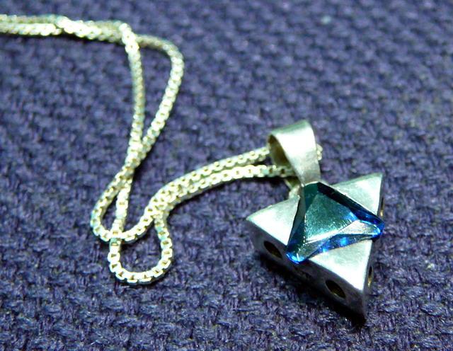 triforce pendant by diesels-luu