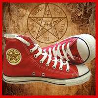 converse supernatural by DieHard842