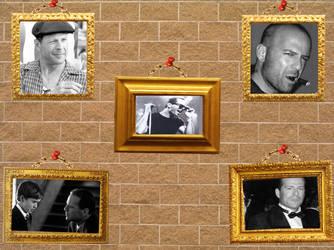 Bruce wall by DieHard842