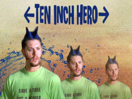 Ten Inch Hero Wallpaper 2 by DieHard842