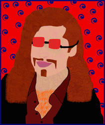 rock'n'roll man by DieHard842