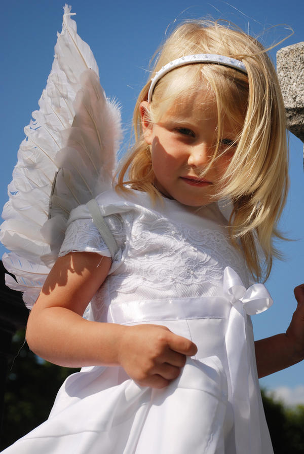 Furious angel by vishstudio