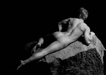 Sleep In The Dark by vishstudio