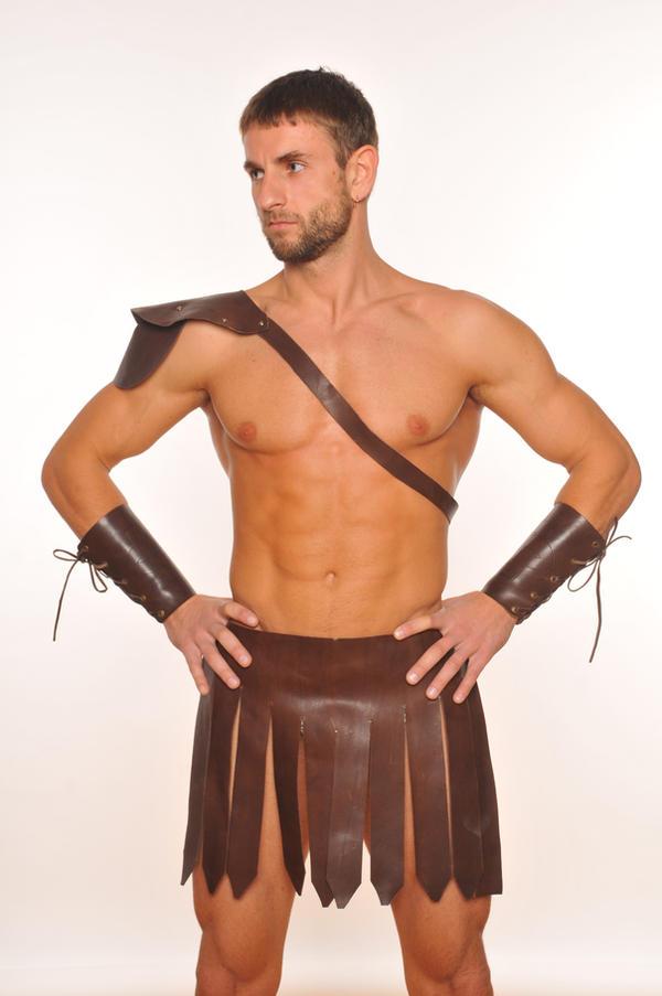 Spartacus stock by vishstudio