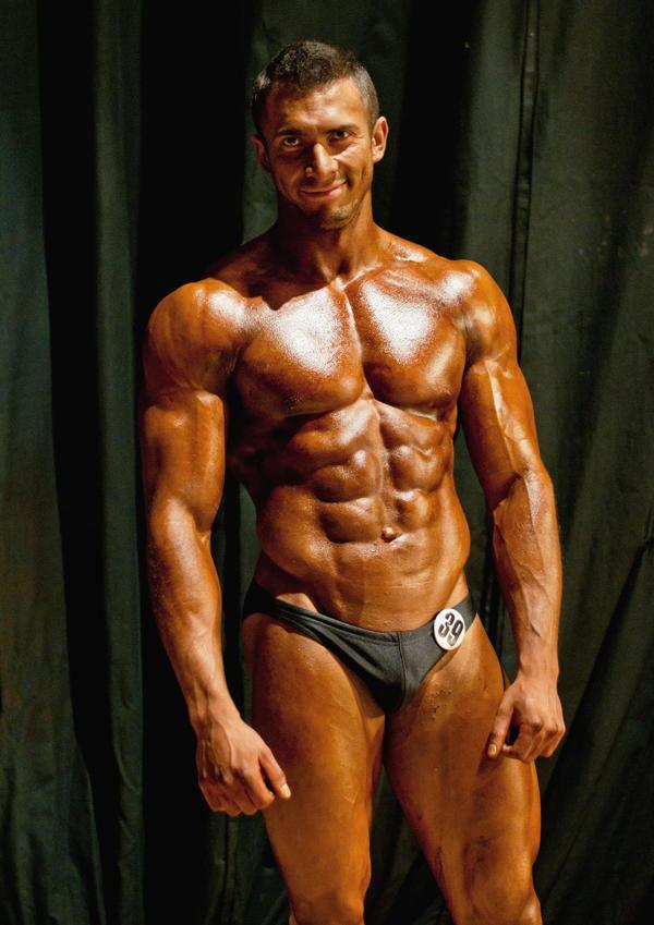 Bodybuilding competition 06 by vishstudio on DeviantArt