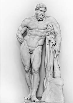 Hercules by vishstudio