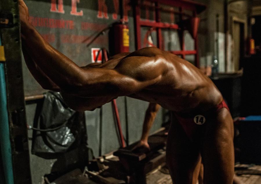 Bodybuilding 004 by vishstudio