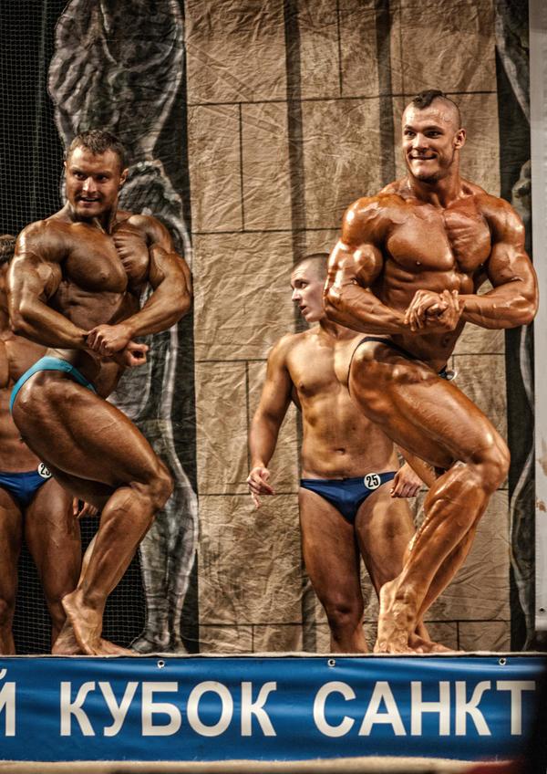 Bodybuilding 12 by vishstudio
