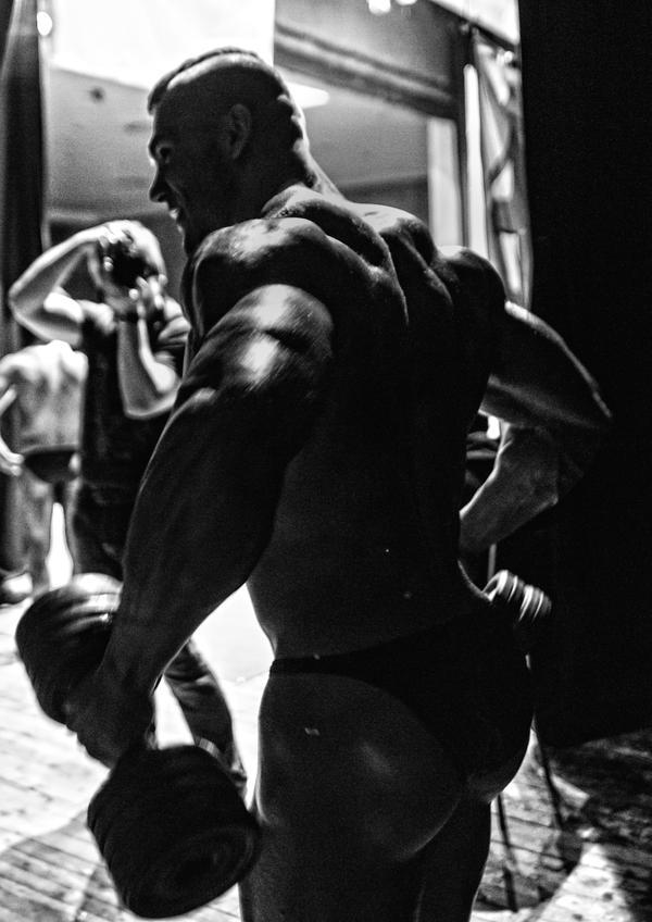 Bodybuilding 13 by vishstudio
