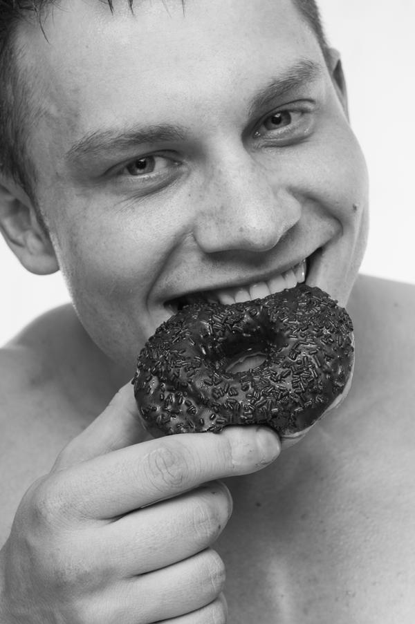 Donut 2 by vishstudio