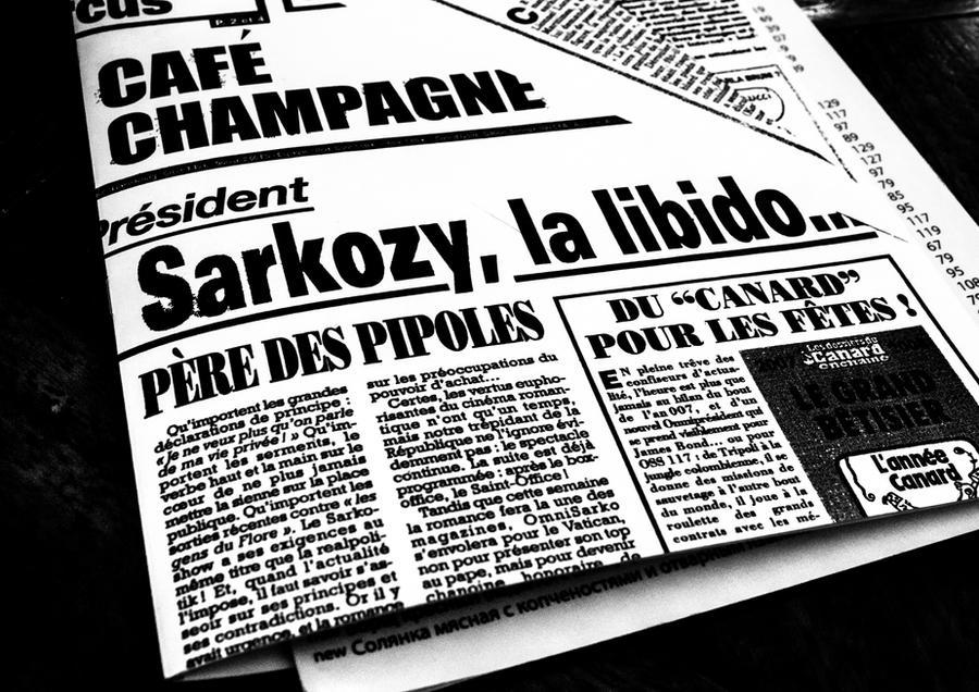 Sarkozy,la lbido by vishstudio