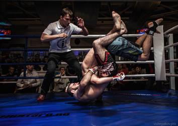 Mix fight 5 by vishstudio