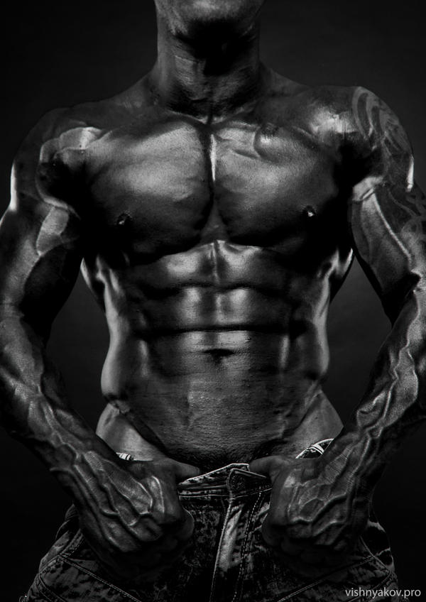 My Journey Into Darkness by vishstudio