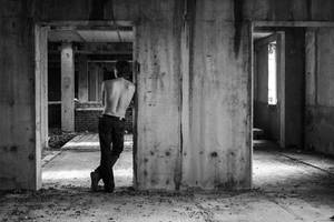 Labyrinth Of Emptiness by vishstudio