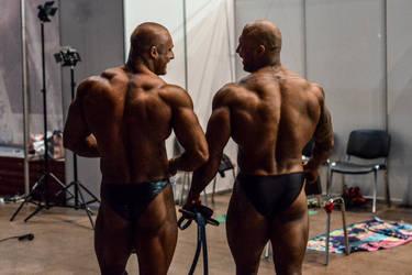 Bodybuilding 088 by vishstudio