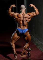Bodybuilding 0791 by vishstudio
