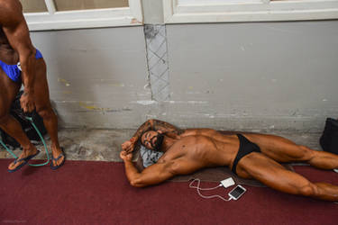 Bodybuilding 093 by vishstudio