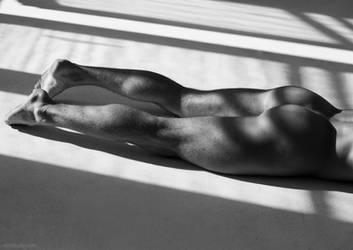 The Sun Kiss by vishstudio