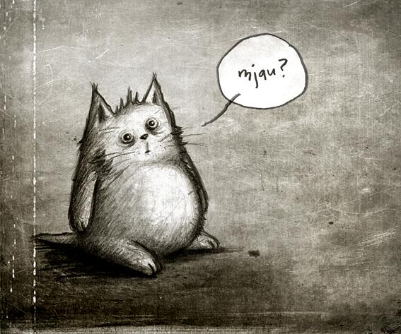 Mjau? by LinaLightning