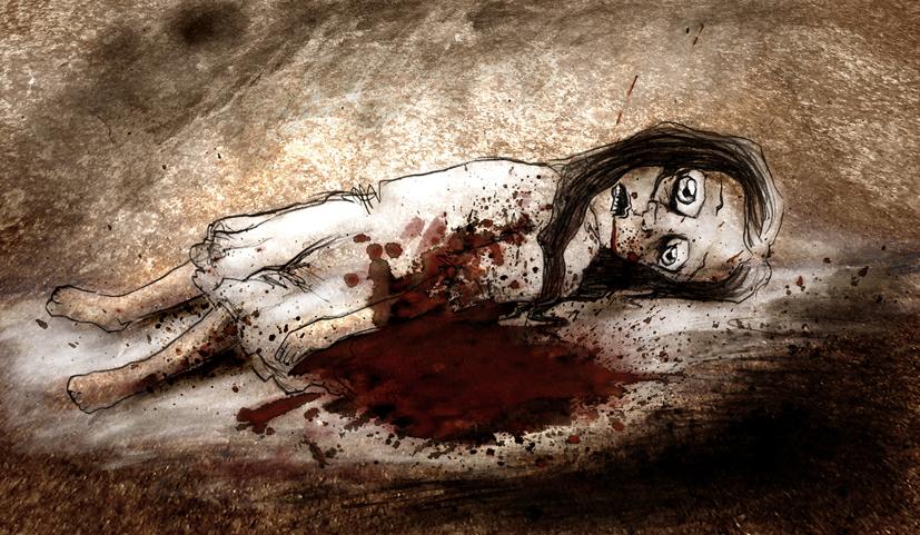 Dead Girl by LinaLightning on DeviantArt