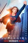 New CBS Supergirl poster