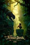 First Official Jungle Book (2016) teaser poster