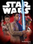 New Star Wars: The Force Awakens promo poster