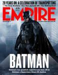 Batman v Superman EMPIRE Cover featuring Batman