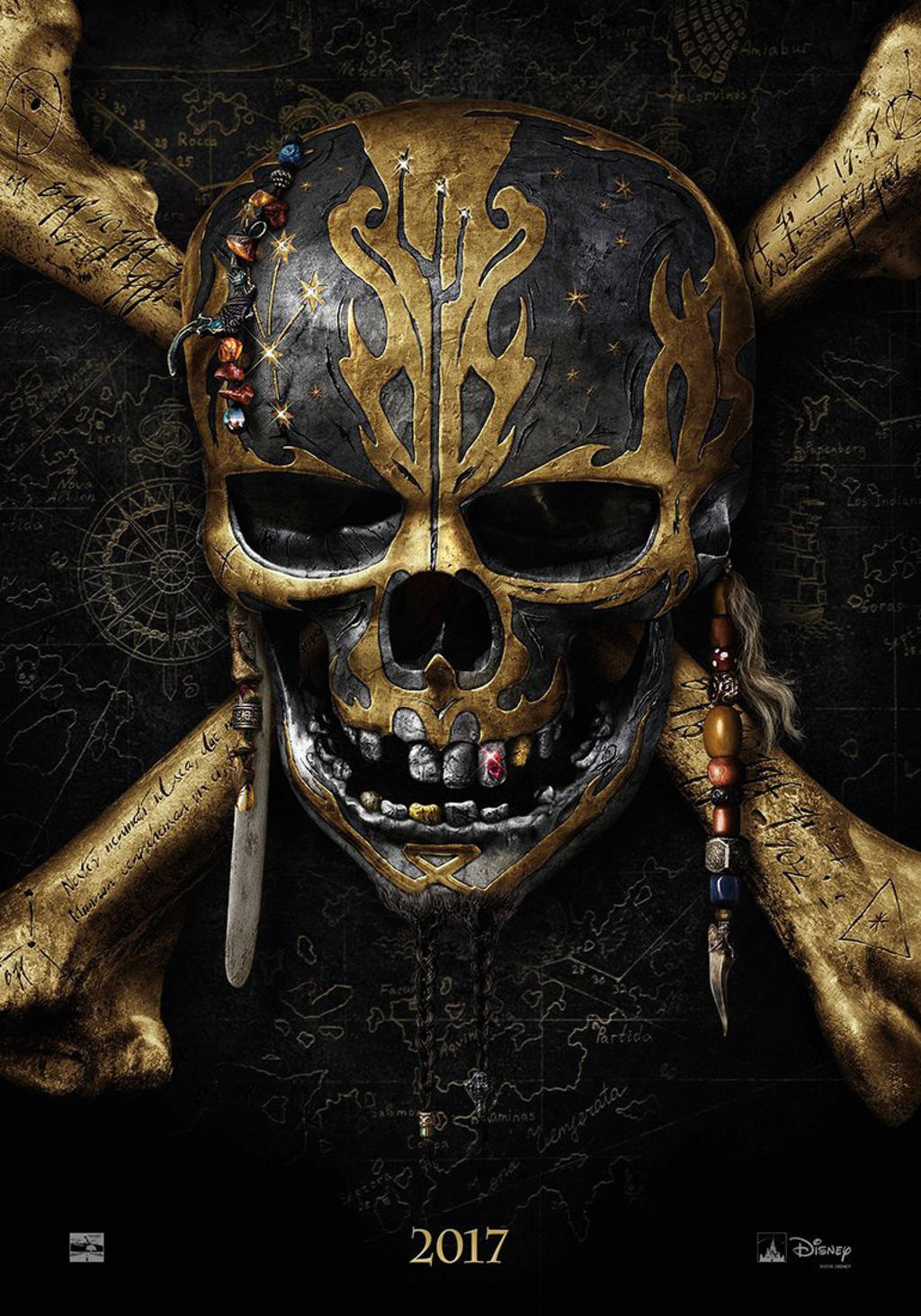 Pirates of the Caribbean: Dead Men Tell No Tales by Artlover67